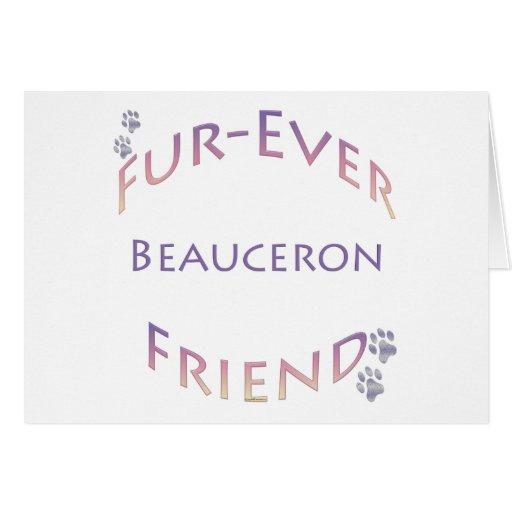 Beauceron Furever Card
