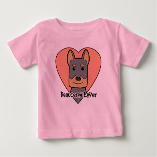 Beauceron Lover Baby T-Shirt