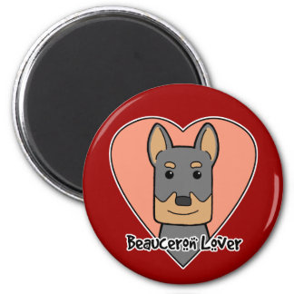 Beauceron Lover Magnet