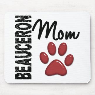 Beauceron Mom 2 Mouse Pad