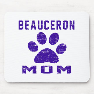 Beauceron Mom Gifts Designs Mousepad