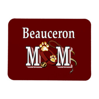 Beauceron Mom Gifts Magnet