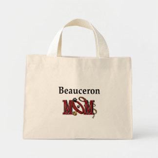 Beauceron Mom Gifts Mini Tote Bag