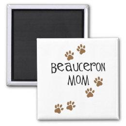 Beauceron Mom Magnet