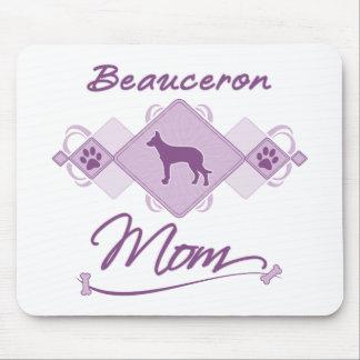 Beauceron Mom Mousepads