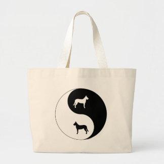 Beauceron Yin Yang Bag