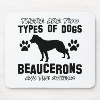 Beaucerons designs mouse pad