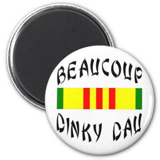 Beaucoup Dinky Dau Vietnam Fridge Magnet