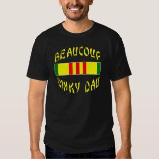 Beaucoup Dinky Dau Vietnam T-shirts