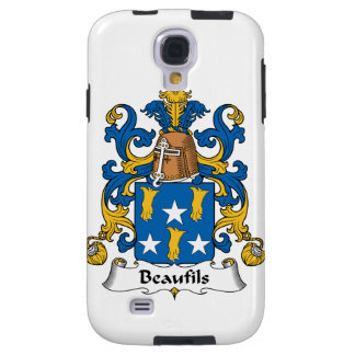 Beaufils Family Crest Galaxy S4 Case