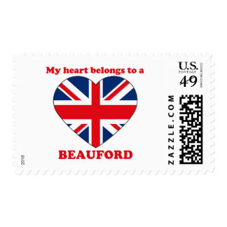 Beauford Postage
