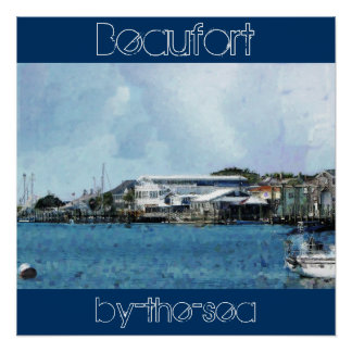 Beaufort, by-the-sea poster