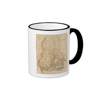 Beaufort District, South Carolina Ringer Mug