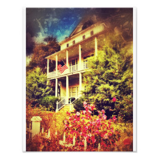 Beaufort, Early Spring Photo Print