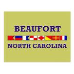 Beaufort Postcard