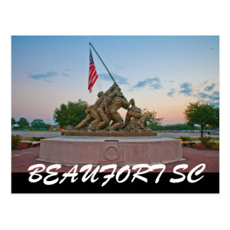 BEAUFORT SC POST CARDS