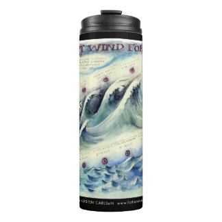 Beaufort Scale Thermal Tumbler