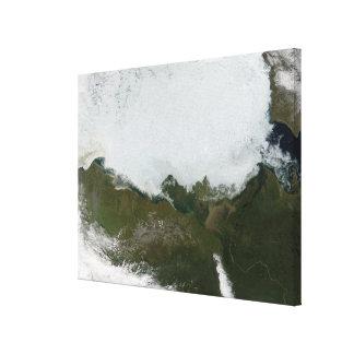 Beaufort Sea Canvas Print