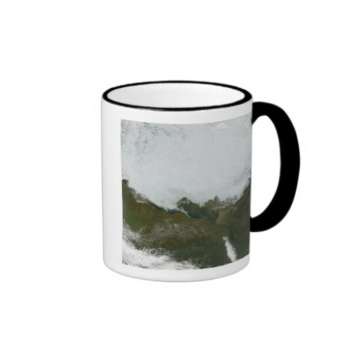Beaufort Sea Ringer Mug