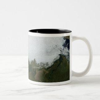 Beaufort Sea Two-Tone Coffee Mug