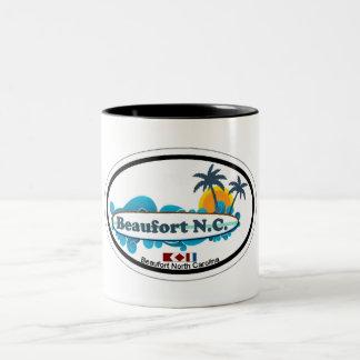 Beaufort. Two-Tone Coffee Mug