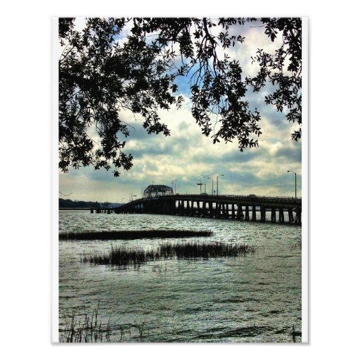 Beaufort Waterfront Photo Art