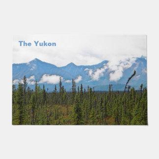 Beauiful Yukon Doormat