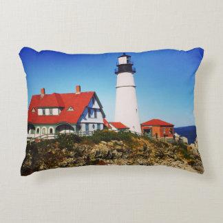 Beauitful Maine Accent Pillow
