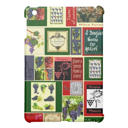 Beaujolais Nouveau est arrivee iPad Mini Covers
