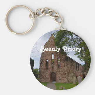 Beauly Priory Key Chains