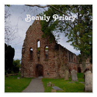 Beauly Priory Posters