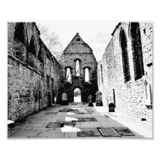 Beauly Priory, Scotland Photo Print