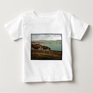 Beaumaris Bay Wales Vintage Photo T-shirt