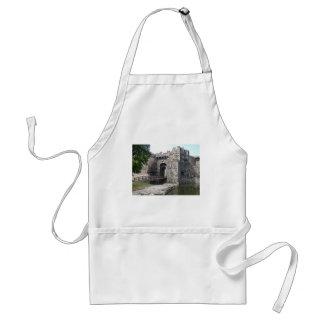 Beaumaris Castle Adult Apron