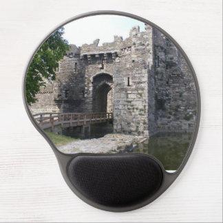 Beaumaris Castle Gel Mouse Pad