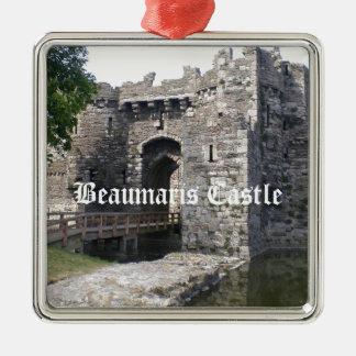 Beaumaris Castle Ornaments