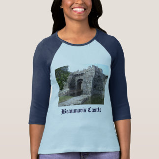 Beaumaris Castle Tee Shirts