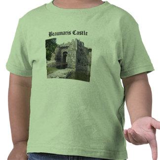 Beaumaris Castle Tshirt