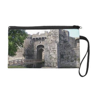 Beaumaris Castle Wristlet Purse