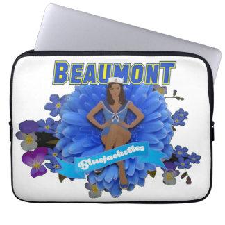 "Beaumont Bluejackettes Laptop Sleeve 13"""
