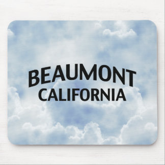 Beaumont California Mouse Pad
