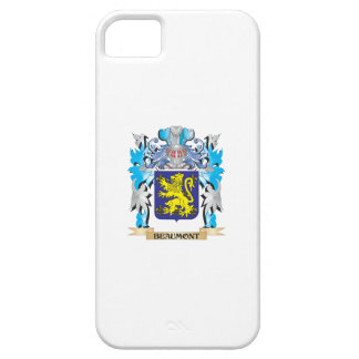 Beaumont Coat of Arms iPhone 5 Covers