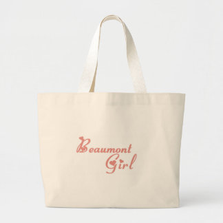 Beaumont Girl tee shirts Canvas Bag