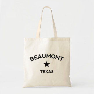 Beaumont Texas Tote Bag