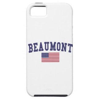 Beaumont US Flag iPhone SE/5/5s Case