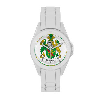 Beaupre Family Crest Watches