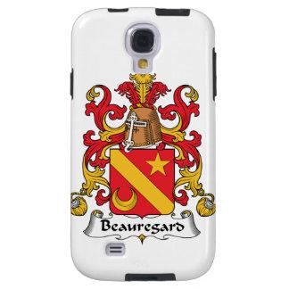 Beauregard Family Crest Galaxy S4 Case