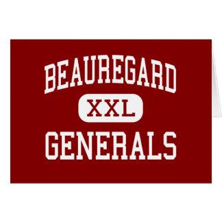 Beauregard - generales - centro - St Bernard Tarjetas
