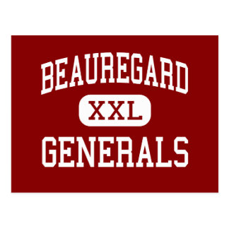 Beauregard - generales - centro - St Bernard Postales
