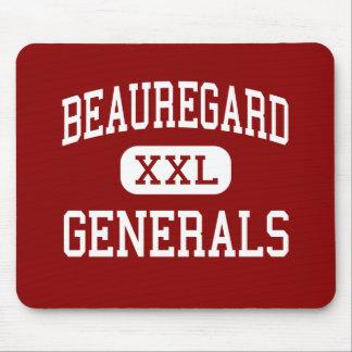 Beauregard - Generals - Middle - Saint Bernard Mouse Pad